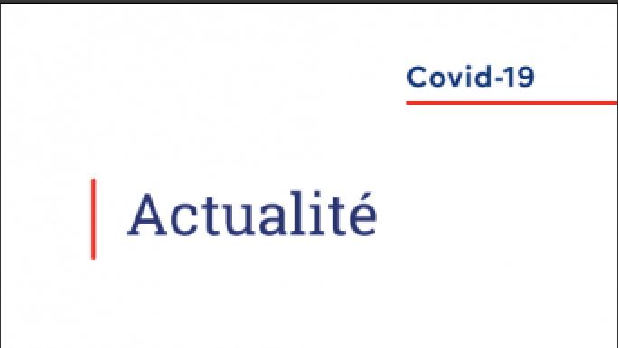 Logo Actualités Covid-19